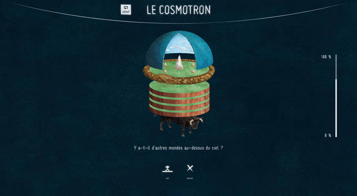 Cosmotron 8